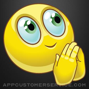 Christian Emojis Keyboard by Emoji World Customer Service