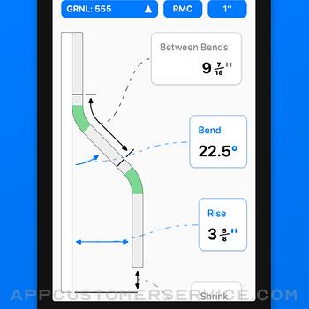 QuickBend: Conduit Bending iphone image 2