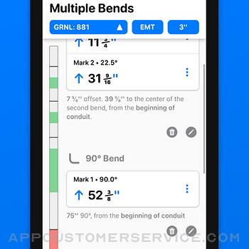 QuickBend: Conduit Bending iphone image 4