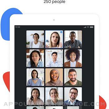 Google Meet ipad image 3