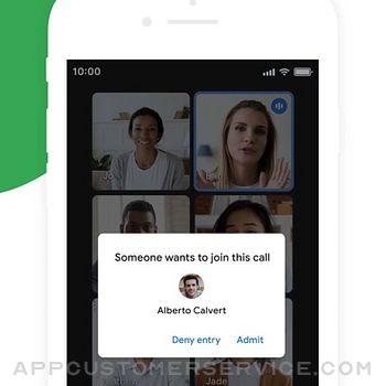 Google Meet iphone image 2