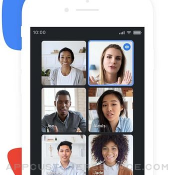 Google Meet iphone image 3