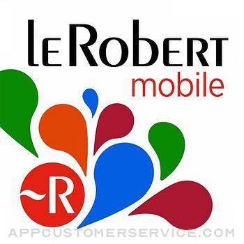 Dictionnaire Le Robert Mobile Customer Service