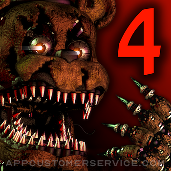 Five Nights at Freddy's 4 Customer Service