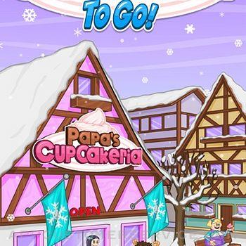 Papa's Cupcakeria To Go! iphone image 1