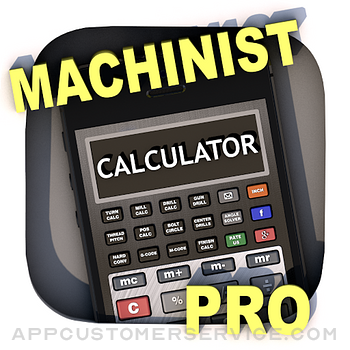 CNC Machinist Calculator Pro Customer Service