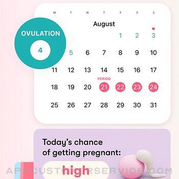 Flo Period & Ovulation Tracker iphone image 2