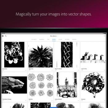 Adobe Capture: Creative Kit ipad image 4