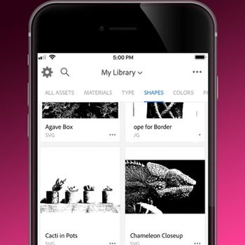 Adobe Capture: Creative Kit iphone image 3