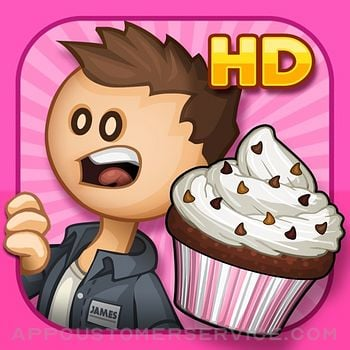 Papa's Cupcakeria HD Customer Service