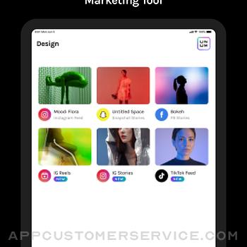 UNUM — Design Layout & Collage ipad image 3