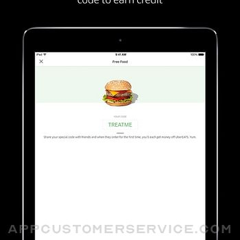 Uber Eats: Food Delivery ipad image 4