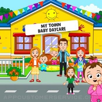 My Town : Daycare iphone image 1
