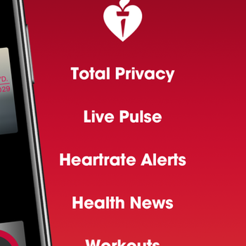 HeartWatch: Monitor Heart Rate iphone image 3