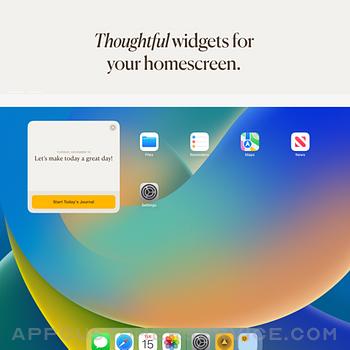 5 Minute Journal: Self-Care ipad image 3
