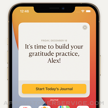 5 Minute Journal: Self-Care iphone image 2