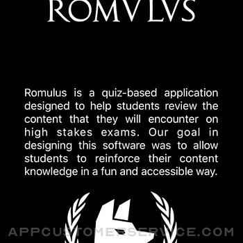 Romulus Euro iphone image 2