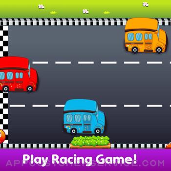 Wheel On The Bus - Kids Song ipad image 1