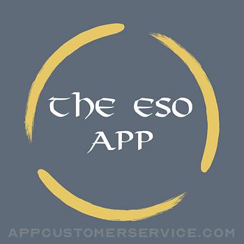 The ESO App Customer Service