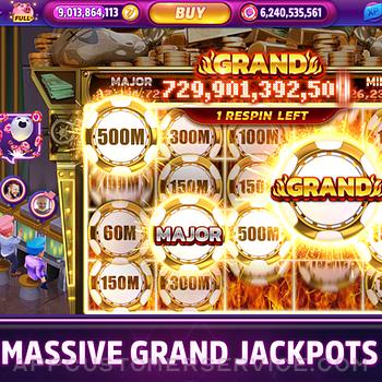POP! Slots ™ Live Vegas Casino ipad image 1