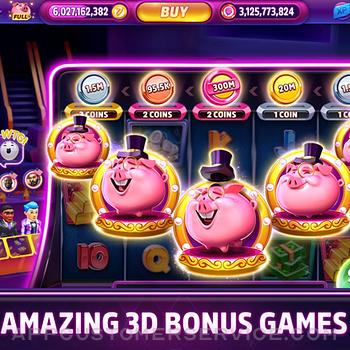 POP! Slots ™ Live Vegas Casino ipad image 2