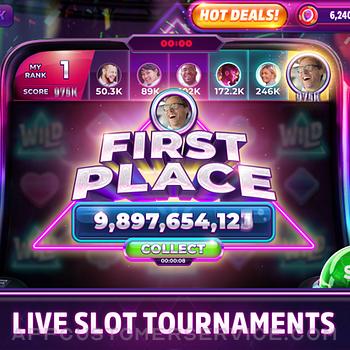 POP! Slots ™ Live Vegas Casino ipad image 4
