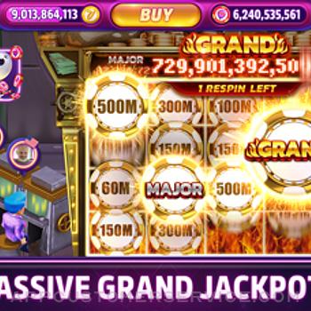 POP! Slots ™ Live Vegas Casino iphone image 1