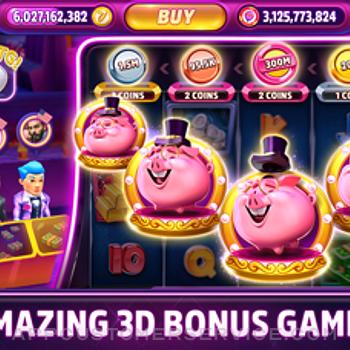 POP! Slots ™ Live Vegas Casino iphone image 2