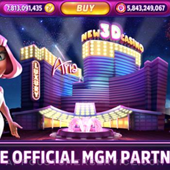 POP! Slots ™ Live Vegas Casino iphone image 3