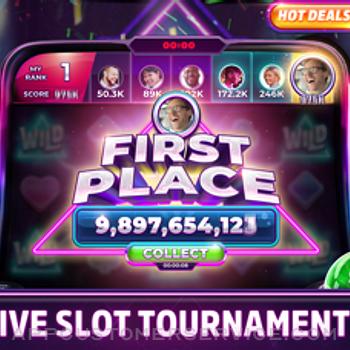POP! Slots ™ Live Vegas Casino iphone image 4