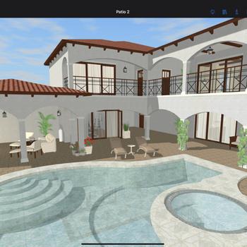 Live Home 3D Pro ipad image 1