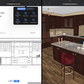 Live Home 3D Pro ipad image 2