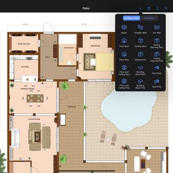 Live Home 3D Pro ipad image 3