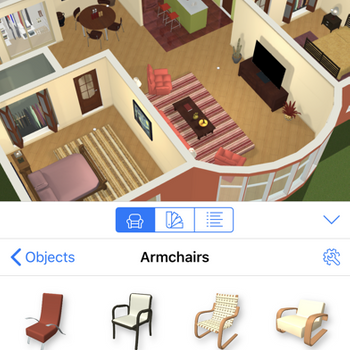 Live Home 3D Pro iphone image 4