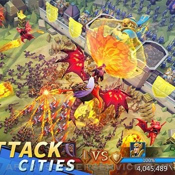 Lords Mobile: Tower Defense ipad image 2