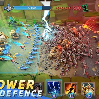 Lords Mobile: Tower Defense ipad image 3
