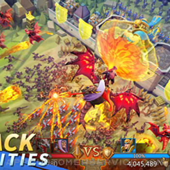 Lords Mobile: Tower Defense iphone image 2