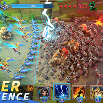 Lords Mobile: Tower Defense iphone image 3