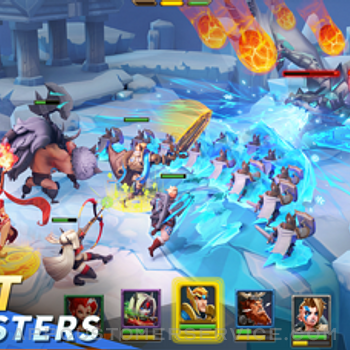 Lords Mobile: Tower Defense iphone image 4