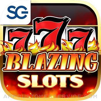 Blazing 7s Casino: Slots Games Customer Service