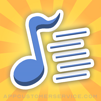 Note Rush: Music Reading Game Customer Service