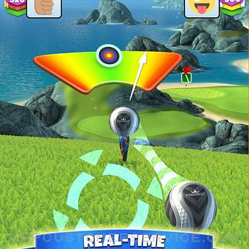 Golf Clash ipad image 1