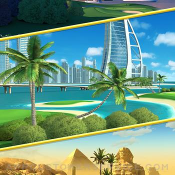 Golf Clash iphone image 2
