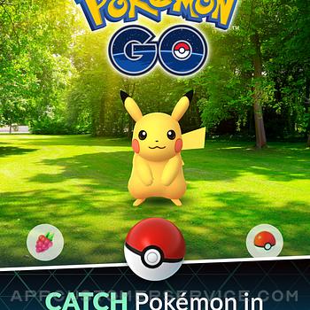 Pokémon GO ipad image 1