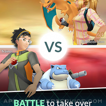 Pokémon GO ipad image 3