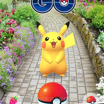 Pokémon GO iphone image 1