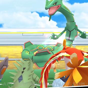 Pokémon GO iphone image 2