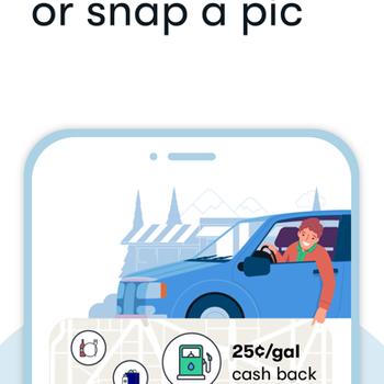 GetUpside Cashback: Gas & Food iphone image 4
