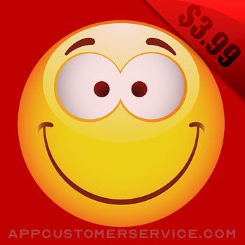 AA Emojis Extra Pro - Adult Emoji Keyboard & Sexy Emotion icons gboard for kik Chat Customer Service