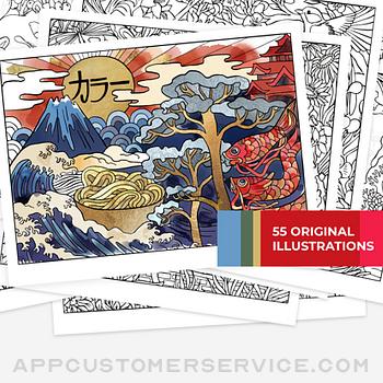 Tayasui Color ipad image 3